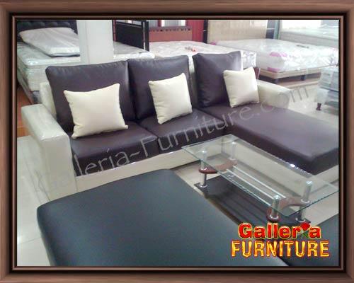 Sofa L Murah - Galleria Furniture Bandung