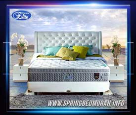 Jual SPring Bed Elite Healthy Murah Bandung