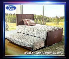 Tempat Tidur Anak 2in1 ELite Symphony