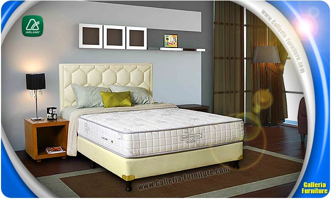 Spring Bed Airland Chiropedic 2