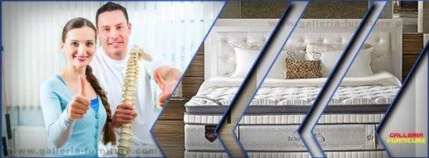 Tempat Tidur Kasur Untuk Kesehatan Tulang Belakang