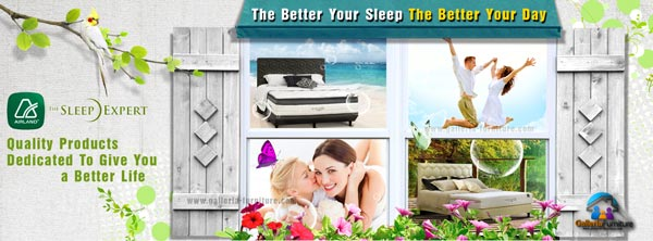 Promo Matras Spring Bed Airland di Galleria Furniture Bandung