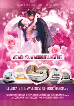promo kasur spring bed untuk pengantin baru