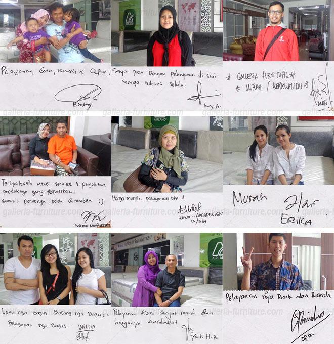 Testimoni Toko Mebel Murah Bandung