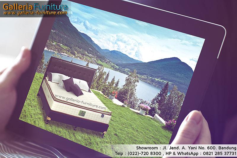 Gambar dan Harga kasur Airland 505 Essentials