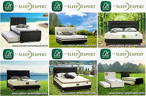 Katalog Spring Bed Airland