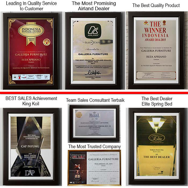 Most Awarded Furniture Store in Bandung