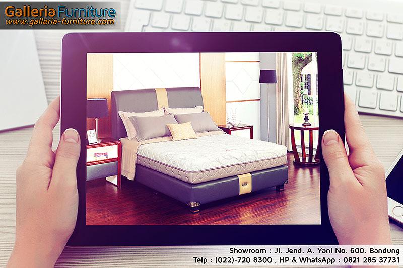 Gambar dan Harga Kasur Spring Bed Guhdo - Back Pedic
