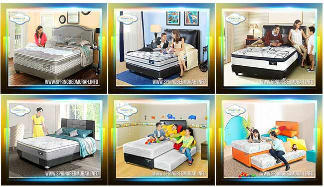 Katalog Spring Bed Comforta