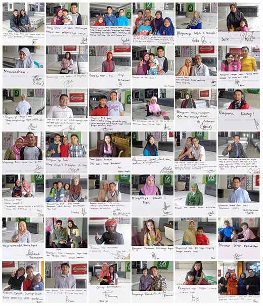 Toko Spring Bed Bandung Murah Ramah - testimoni