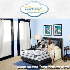 Review dan Daftar Harga Spring Bed Comforta Perfect Choice