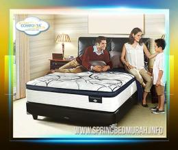 Review, Daftar Harga Comforta Bed Perfect Dream