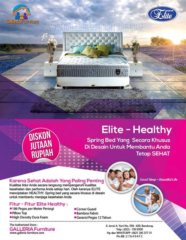 Toko Jual Matras Spring Bed Online Murah