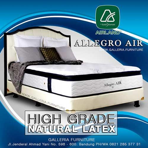 Harga Kasur Latex Airland Allegro