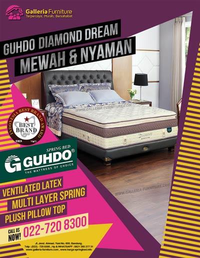 Matras Tempat Tidur Guhdo Bandung