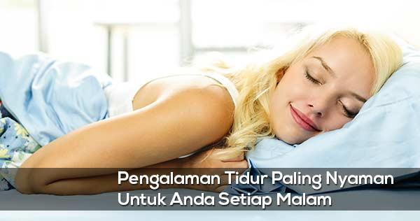 Tidur Sehat