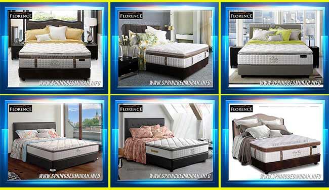 Toko Jual kasur spring bed florence harga murah