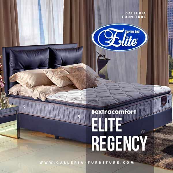 Spring Bed Elite Regency – Daftar Harga, Diskon &Review