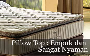 Pillow Top Pada Elite Regency