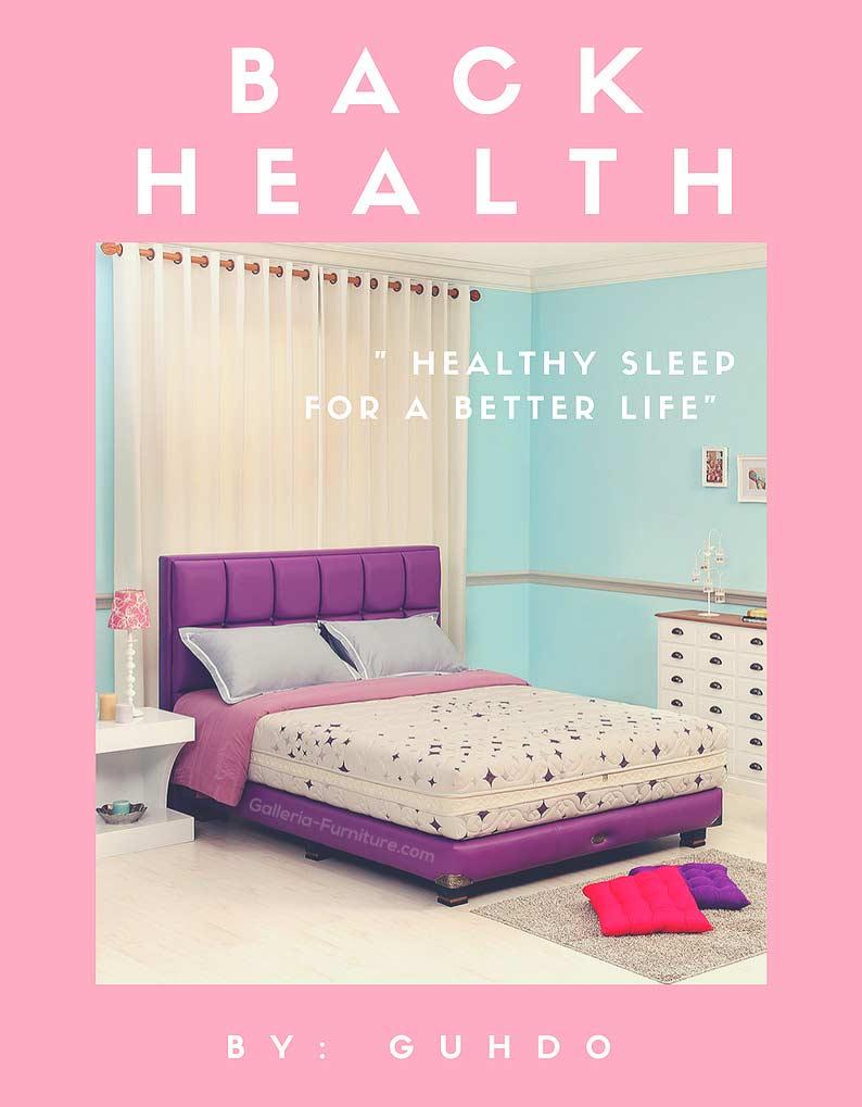Review & Harga Diskon Matras Guhdo Back Health 2019 – Toko SpringbedBandung