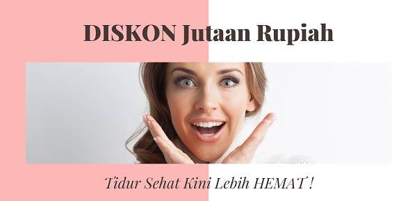 Promo Diskon Kasur Bandung